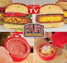 [eBay] STUFZ Burgerpresse wieder da, diesmal für 2,49€ inkl. Versand (aus China)