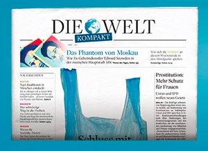 4 Wochen Welt Kompakt für 17,90€ + 10€ Mediamarkt Gutschein