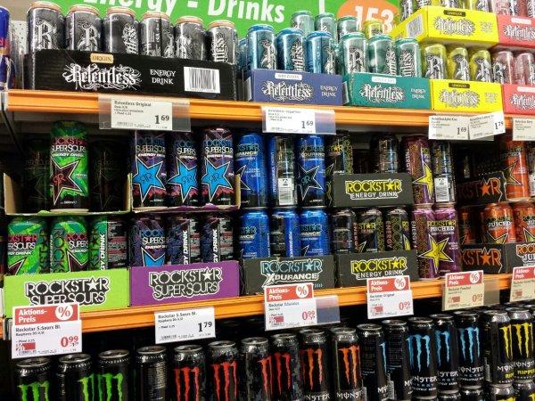 [Lokal] Globus Dutenhofen Rockstar Energy Drink viele Geschmacksrichtungen für 99 Cent