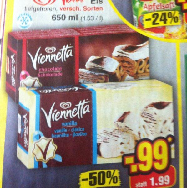 Viennetta Eis 0,99€ -50% (Netto)