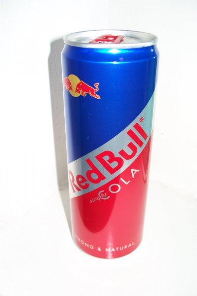 Red Bull Cola inkl Pfand Köln HBF [LOKAL]