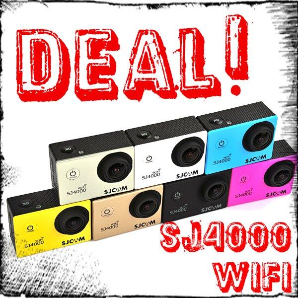 Preissturz! SJ4000 WIFI zum Bestpreis