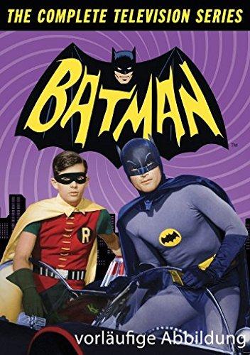 Batman - Die komplette Serie nur 36,99 Euro [DVD]