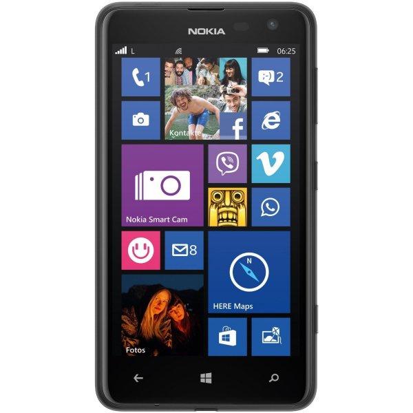 (Update) eBay WoW: Nokia Lumia 625 (11,9 cm 4,7 Display, 5 Megapixel Kamera, 8 GB, Windows 8, black B-Ware zu 89,90 Euro inkl. Versand