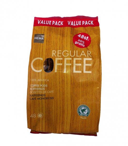 Für Grenzgänger !!! 50 Kaffee Pads verschiedene Sorten bei Hema in Venlo