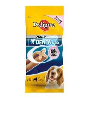 [ROSSMANN BUNDESWEIT] Pedigree Denta Stix 7 Stk. für 0,25€ = 0,04€/Stick (Angebot + Coupon)