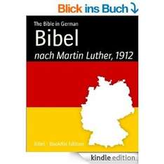 DIE BIBEL gratis als Kindle-eBook!