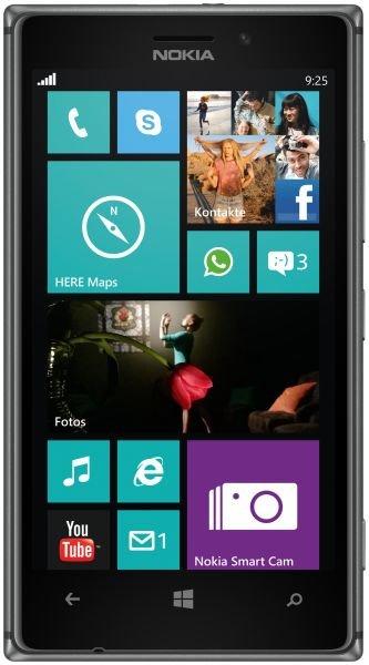 getgoods: Nokia Lumia 925 Black 32GB LTE Vodafone 65€ unter idealo