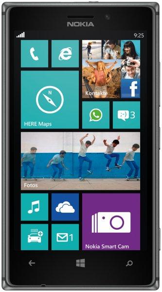 [0% Finanzierung] Lumia 925 16GB LTE 184€schwarz/182€weiß  / + weiter Smartphones