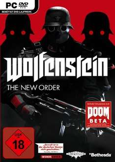 [Amazon/PC] Wolfenstein: The New Order für 27,80€