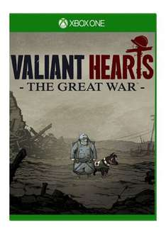 [Xbox One] Valiant Hearts (Deals with Gold) (Xbox Store)