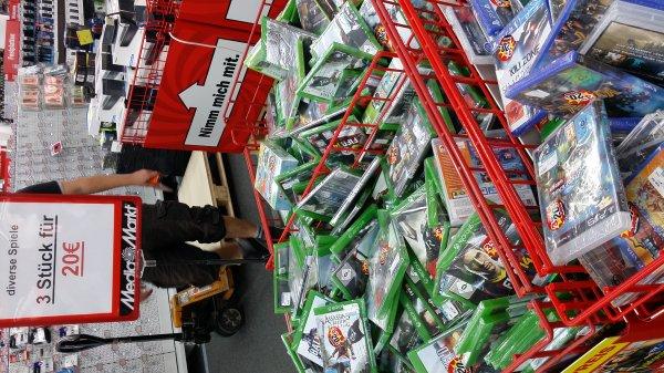 schlaraffenland bei media markt hohenschoenhausen berlin lokal 3 spiele fuer 20€ zb (auch one und ps4)