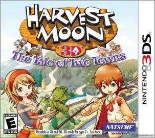 [Nintendo E-Shop] Harvest Moon 3D: Geschichte zweier Städte 9,99€