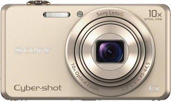 [Zack-Zack.de] Sony DSC-WX220 Digitalkamera (18 Megapixel, 10-fach opt. Zoom, 6,8 cm (2,7 Zoll) LCD-Display, NFC, WiFi) Gold o. Pink inkl. Vsk für 154,85€ ( Wieder da)