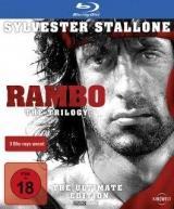 """Es leuchtet blau"" Rambo Trilogy - Ultimate Edition - Blu-ray @MediaDealer"