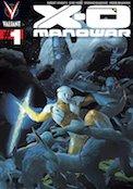 Kostenloser Comic: X-O Manowar #1 @Humble Bundle