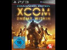XCOM: Enemy Within - Commander Edition PS3 / XBOX 360 10€ inkl. Versand