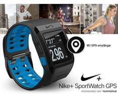 NIKE+ SPORTWATCH POWERED BY TOMTOM