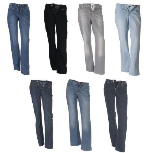 [EBAY] HIS Damen Stretch Jeans Hose Regular fit Jeanshose Übergrößen gerades Bein - 7 Farben - Größe 36-44 - Länge 29-35 inkl. VSK ab 11,24€ bzw.
