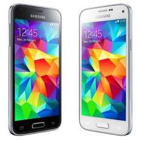 Samsung Galaxy S5 Mini in Schwarz und Weiß für 329,00 € bei Ebay