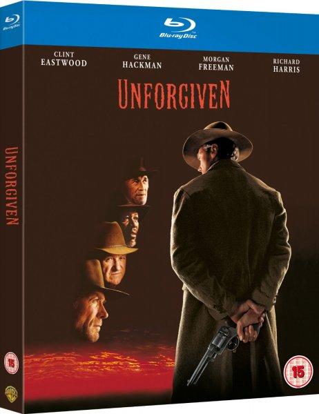 Blu-ray - Unforgiven (Erbarmungslos) für €5,05 [@Wowhd.co.uk]