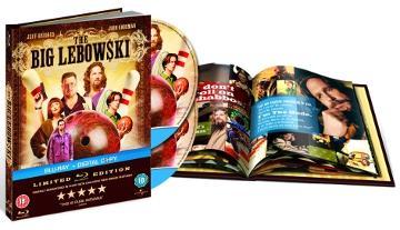 The Big Lebowski (Blu-ray+Digital Copy+Booklet) für ca 18,08€ inkl. Versand