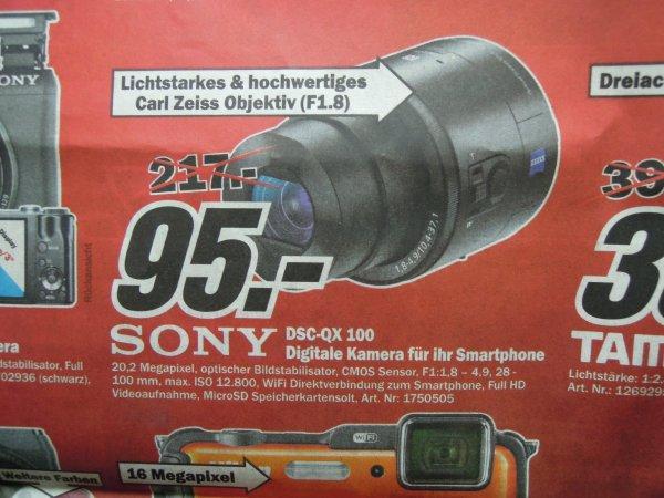 Sony DSC-QX 100 [Mediamarkt Dorsten]