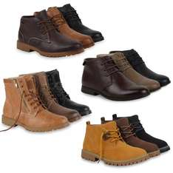 Herren Outdoor Boots und Schnürschuhe für 23,90 € inkl. Versand