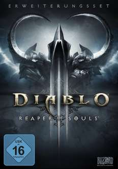 Diablo 3 Reaper of Souls Add-on