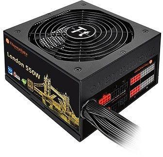 Thermaltake London 550W-PC-Netzteil (80Plus Gold, teilmodular) - 59,90€ @ ZackZack