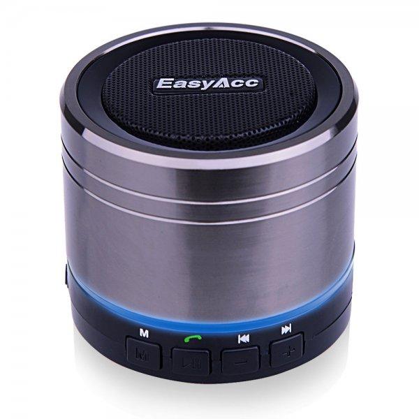 EasyAcc Mini Portable aufladbarer Bluetooth Lautsprecher