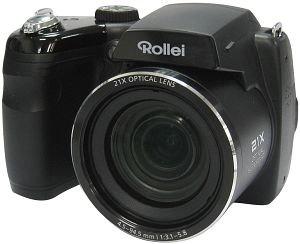 MediaMarkt Online: Rollei Powerflex 210HD (Einsteiger Bridge Kamera)