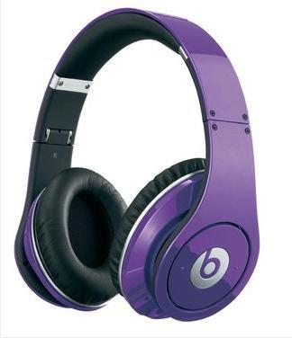 Beats By Dr. Dre Studio Kopfhörer in violett/purple für 102,89 EUR inkl. Versand