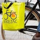 Puristische Fahrradeinkaufstaschen von BIKEZAC bei GROUPON