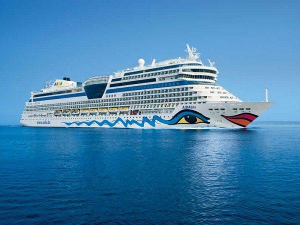 Kreuzfahrt: 1 Woche AIDA blu Kanaren & Madeira ab München (Flug, Transfer, Kreuzfahrt) 604,- € p.P. (Dezember / Januar)