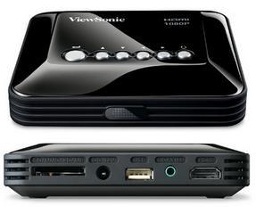 Mediaplayer Viewsonic VMP30 (NEUWARE) für 26,99€ inkl.Versand