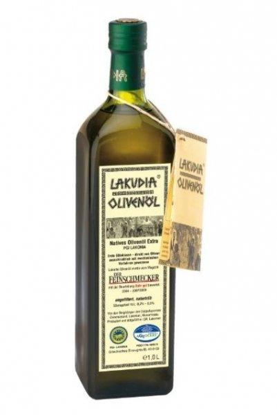 LAKUDIA Olivenöl Extra Nativ, 0,5 Flasche @Ebay