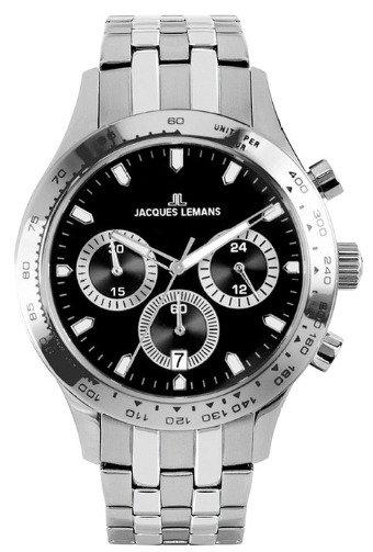 "[Amazon] Jacques Lemans Herren-Edelstahl-Chronograph ""Capri""  7 versch.Modelle von 47€ - 70€"