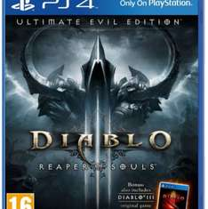 Ps4 diablo 3 ultimate evi Edition 49€ Tages Angebot Saturn Wuppertal