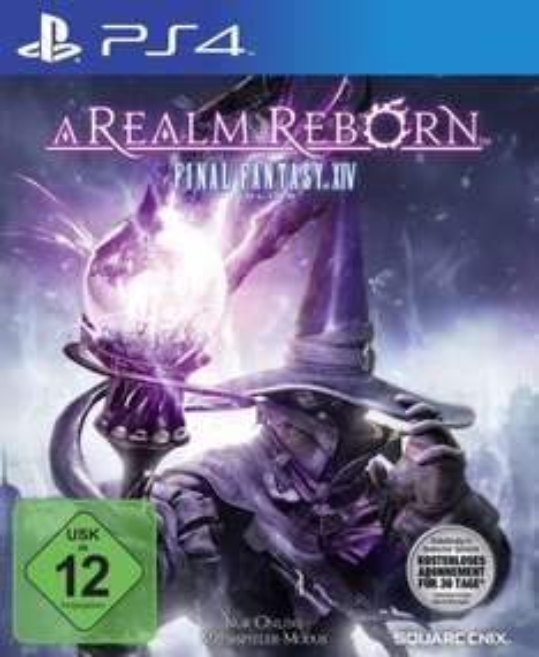 Final Fantasy XIV [PS4]