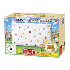 [Real Online] Nintendo 3DS XL Special Edition, inklusive Animal Crossing +2.000 Payback Punkte