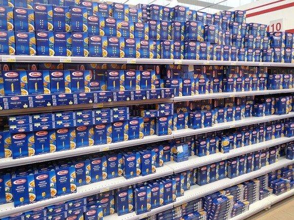 [REAL BUNDESWEIT 25.09.] Barilla Nudeln diverse Sorten 0,62€ pro 500g Packung