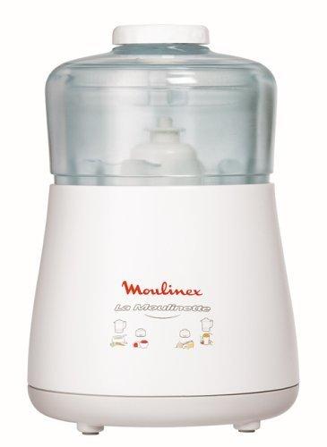 Moulinex DPA141 La Moulinette Zerkleinerer weiß für 46,34 € @Amazon.it
