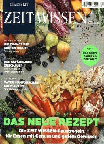 Zeit Wissen im Probeabo (3 Ausgaben) inkl. CERRUTI Füllfederhalter (Wert ~24€) für 10€