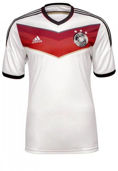 Adidas Deutschland Heim-Trikot WM 2014 Zalando 29,95 mit Newsletter-Gutschein