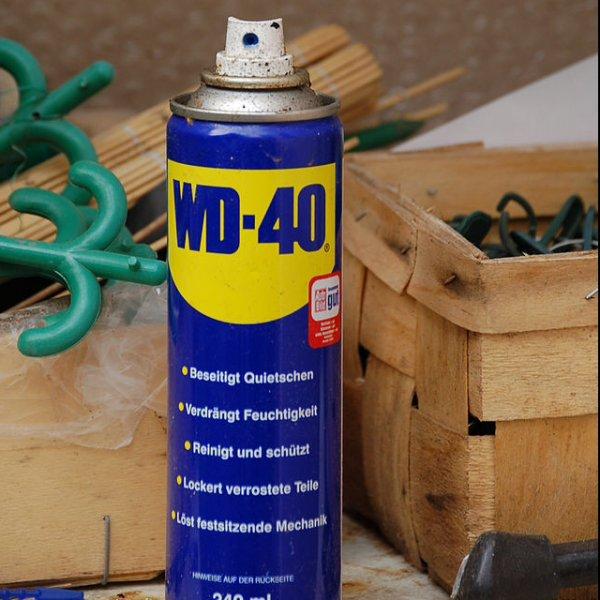 WD-40, 300ml für 2,59€ bei Aldi Süd ab 25.09.