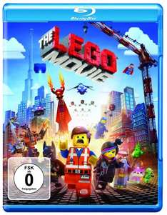 [Amazon Prime] The LEGO Movie Blu-Ray für 8,97€