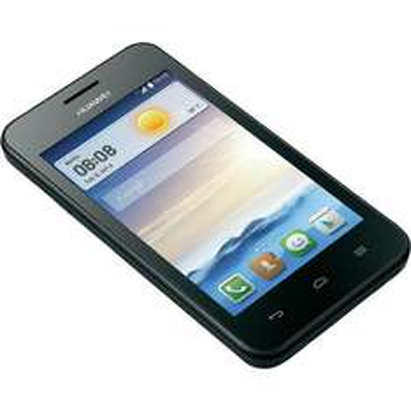 Huawei Ascend Y330 Smartphone 10.2 cm (4 Zoll) 1.3 GHz Dual Core 4 GB 3 Mio. Pixel Android™ 4.2 Schwarz (matt) @conrad 57,74€