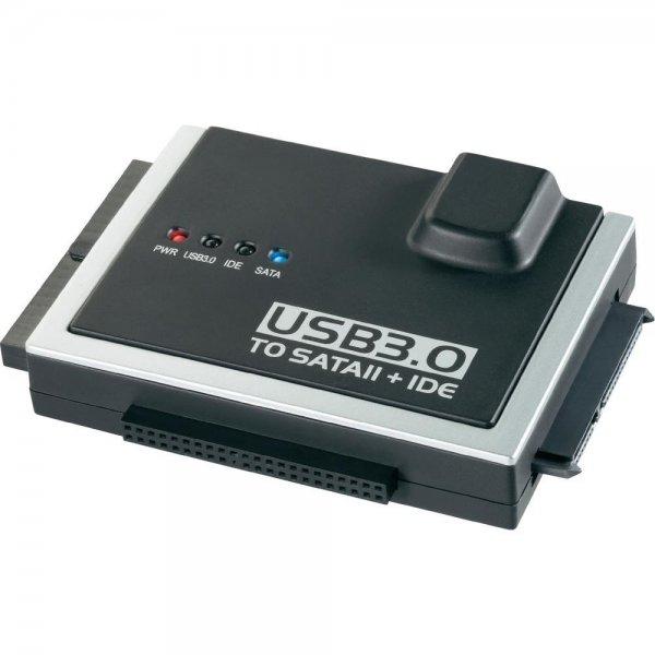 [Voelkner] USB 3.0 IDE & SATA Kabel / USB 3.0 Konverter Conrad
