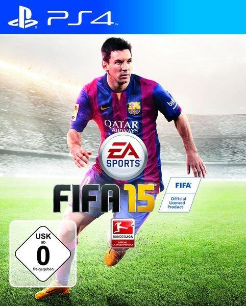 [@conrad.de] FIFA 15 PS4/XBox One für 51€ + andere Konsolen günstiger